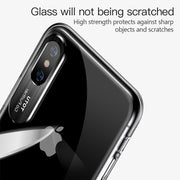 TOTU Luxury Case For IPhone Xs Max Xr Ultra Clear Transparent Protective Back Cover For IPhone Xs Max Xr Shell Coque Fundas