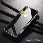 Transparent gold