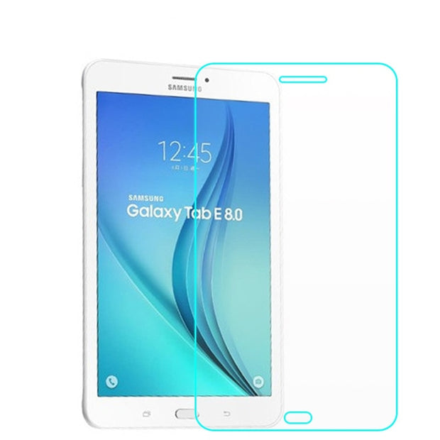 """Tempered Glass Screen Protector Cover For Samsung Galaxy Tab E 8.0/"""" T375 T377"""