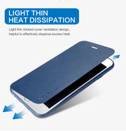 X-Level Ultra Thin Leather TPU Stand Phone Case For IPhone 6 Case IPhone 8 Protective Flip Holder Cover For IPhone X IPhone 7 Pl