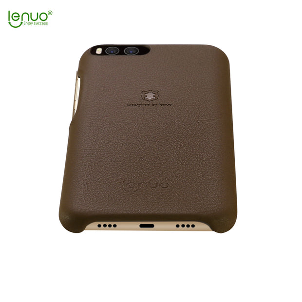 Xiaomi Mi6 Case Original 5.15 Inch Lenuo Xiaomi Mi 6 Cover PU Leather Protective Shell