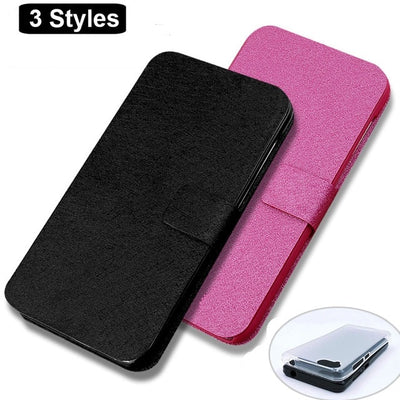 Case For Vodafone Smart Prime 7 VF600 VFD600 Phone Case Cover For Smart Prime 7 Prime7 VF 600 / VFD 600 Flip Cases Cover