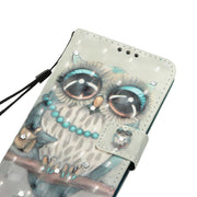 Mi5x Phone Case For Xiaomi Mi5X MI A1 Mi A2 (Mi 6X) MI8 MIX2S Luxury Fashion Printed Leather 3D Point Drill Wallet Flip Cover