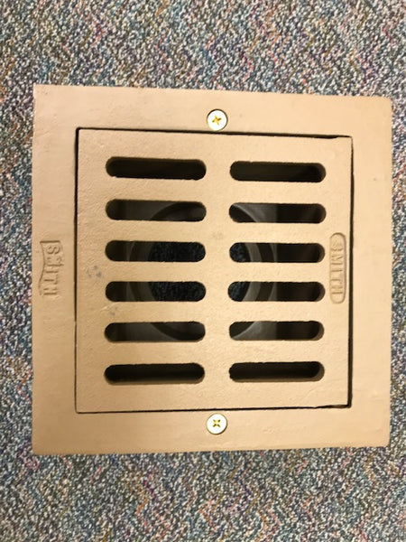 CAST IRON FLOOR DRAIN