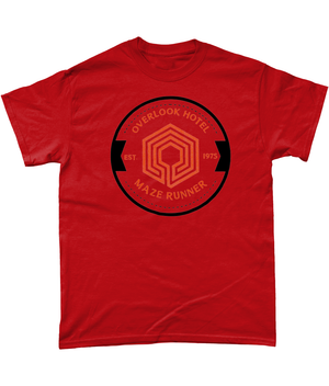 Overlook Hotel Maze Runner T-Shirt