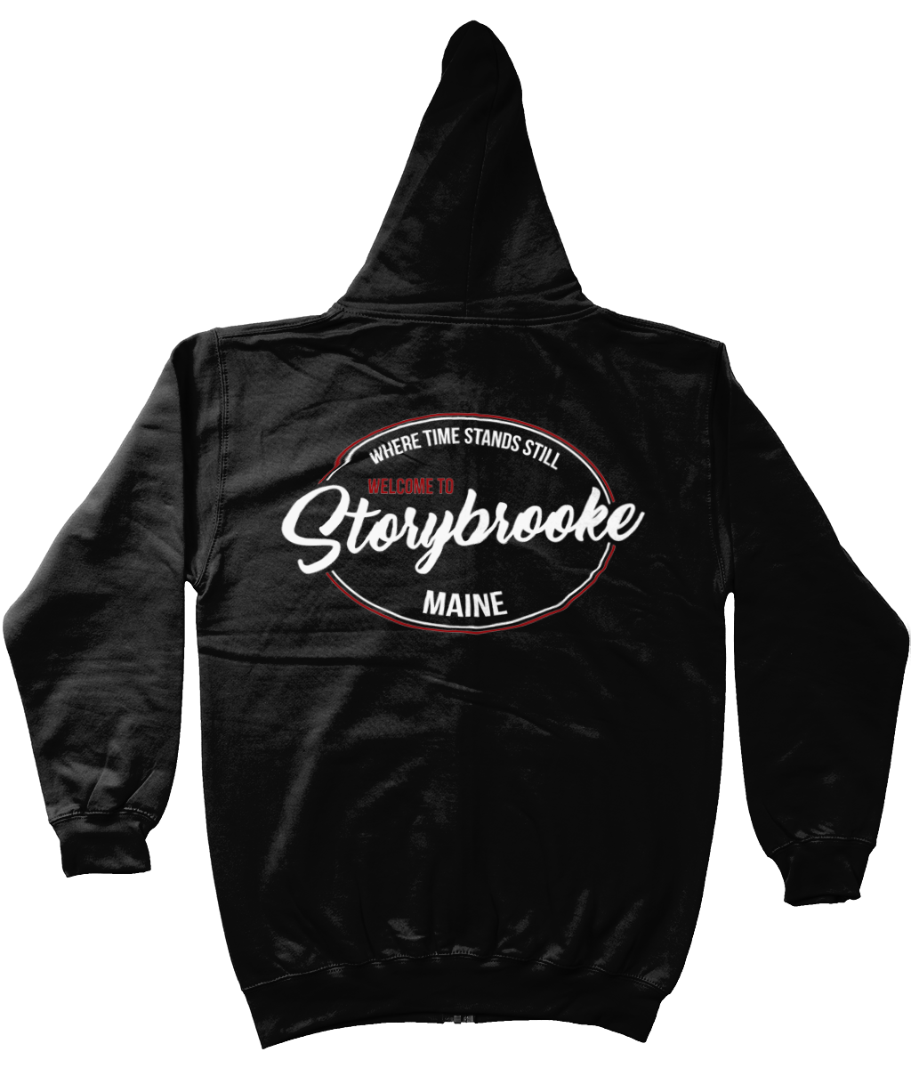Welcome to Storybrooke Zip Hoodie