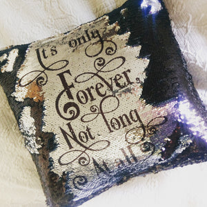 Labyrinth - Hidden Message Cushion - ByCandlelight27