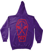 Sunnydale Slayers Club Zip Hoodie