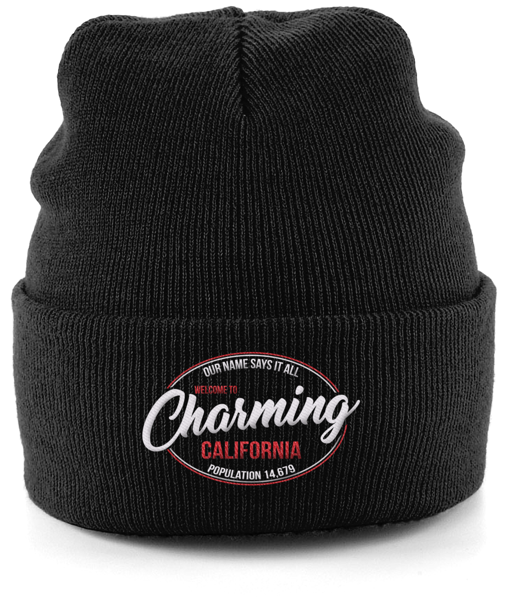 Welcome to Charming Cuffed Beanie
