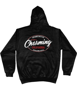 Welcome To Charming Varsity Hoodie
