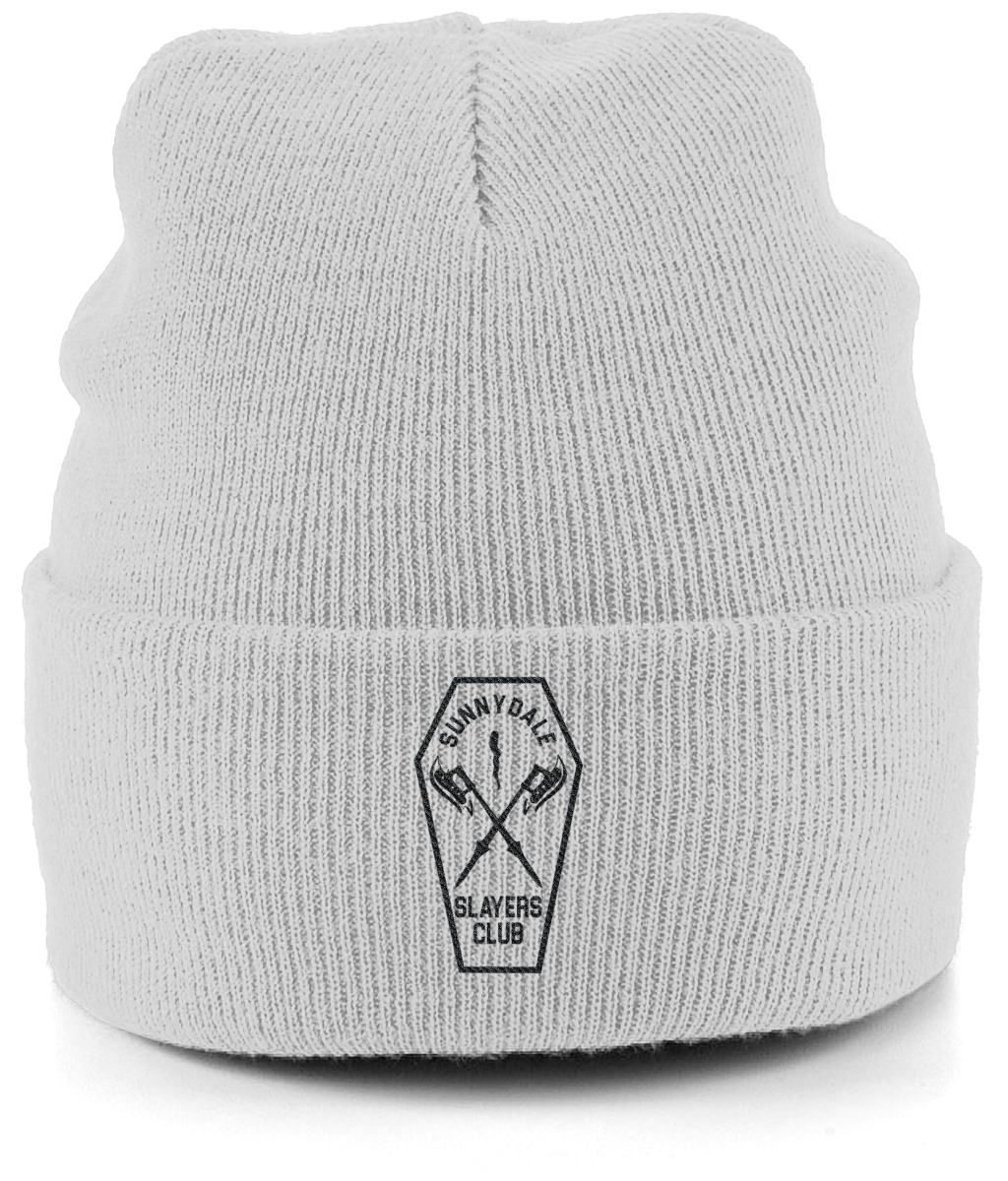 Sunnydale Slayers Club Cuffed Beanie