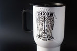 Dixon Motorcycle Club - TWD - 14oz Aluminium Travel Mug - ByCandlelight27