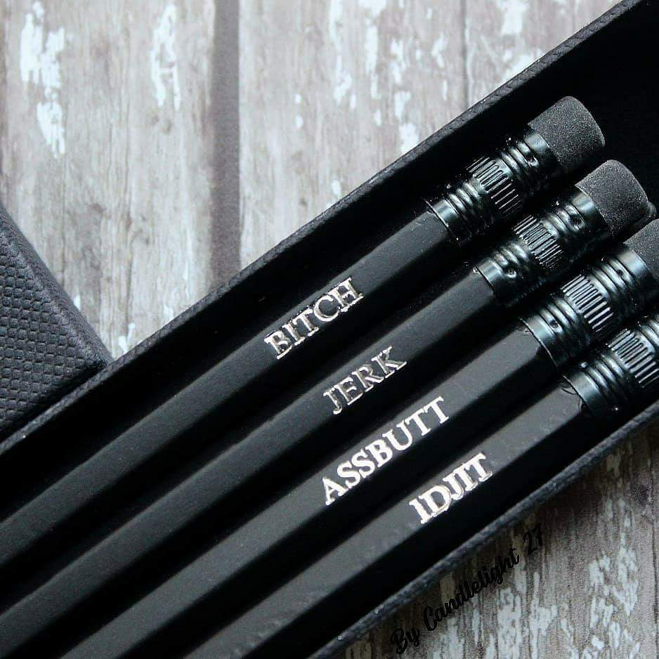 Supernatural Pencil Set - ByCandlelight27