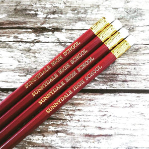 Sunnydale Valley High - Buffy The Vampire Slayer Pencil - ByCandlelight27