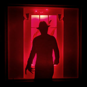 Nightmare on Elm Psycho 3D Shadow Box Frame - ByCandlelight27