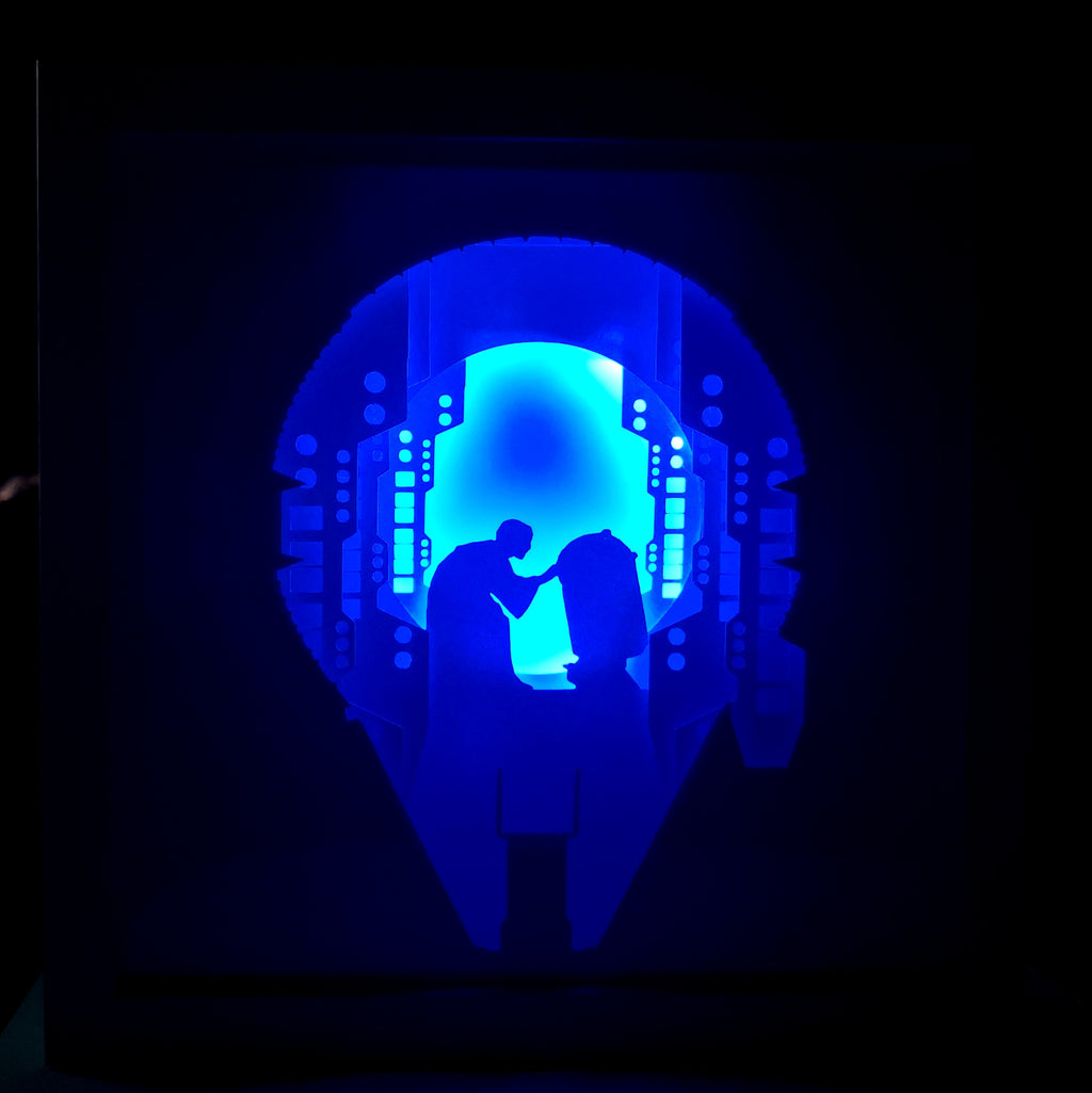 Leia 3D Shadow Box Frame - ByCandlelight27