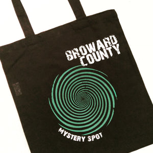 Mystery Spot - Supernatural - Canvas Tote Bag - ByCandlelight27