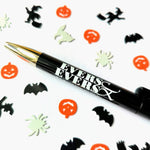 Evers and Evers Halloween spooky movie Inspired Pen