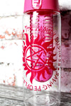 Supernatural Anti Possession Symbol - Infuser Water Bottle - ByCandlelight27