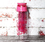 Jughead Jones Graffiti - Riverdale - Infuser Water Bottle - ByCandlelight27
