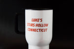Luke's Diner - Gilmore Girls - 14oz Aluminium Travel Mug - ByCandlelight27