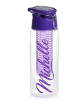 Personalized Custom Order - Infuser Water Bottle - ByCandlelight27