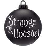 Strange And Unusual Dark Christmas Bauble Ornaments - ByCandlelight27