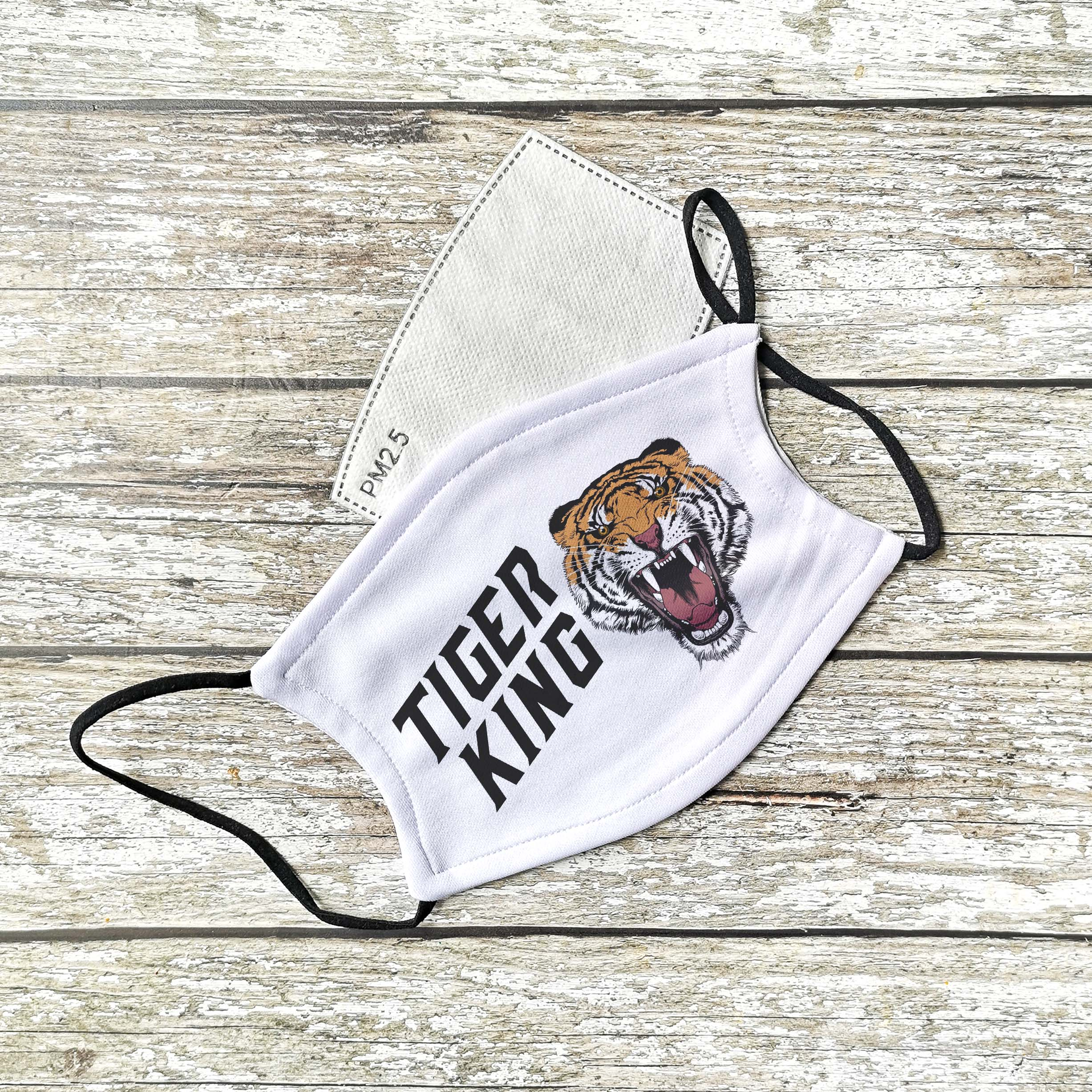 Ltd Edition Tiger King Face Mask
