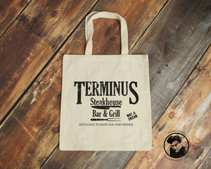 Terminus TWD Canvas Tote Bag - ByCandlelight27
