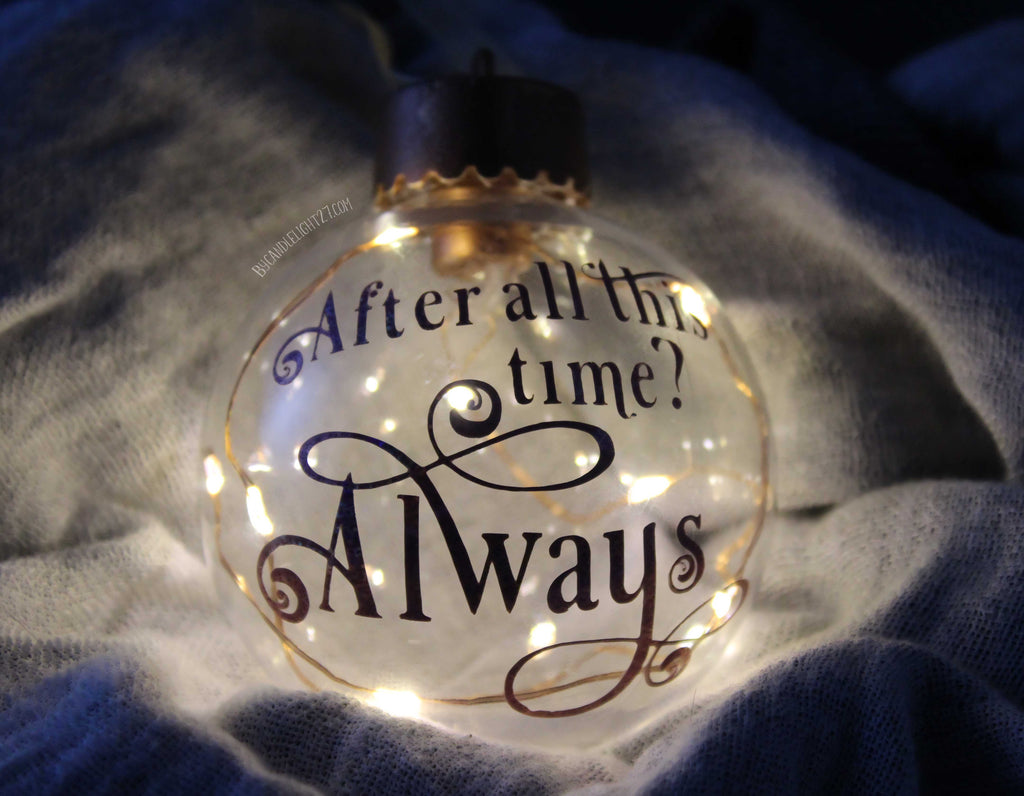 Always Magical LED Christmas Ornaments - ByCandlelight27