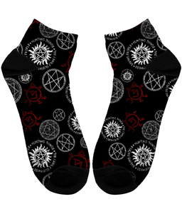 Men's Supernatural Socks