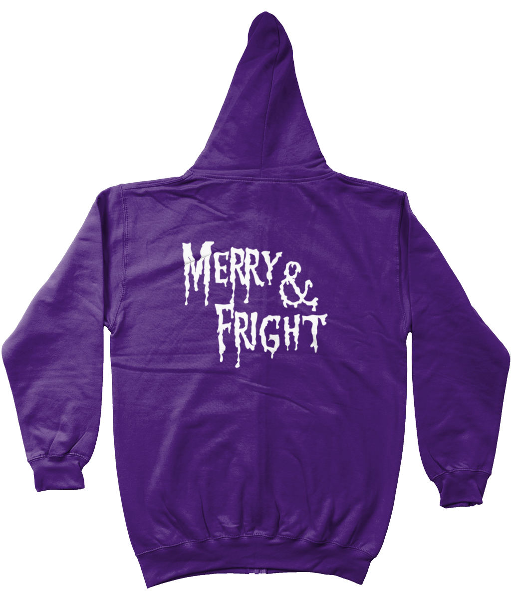 Merry And Fright Zip Hoodie
