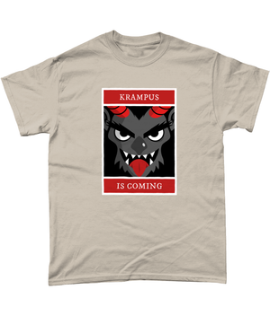Krampus is coming T-shirt