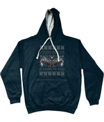 Krampus Is Coming Varsity Hoodie