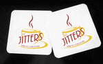 CC Jitters The Flash - Hardwood Coasters - ByCandlelight27