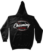 Welcome To Charming Zip Hoodie