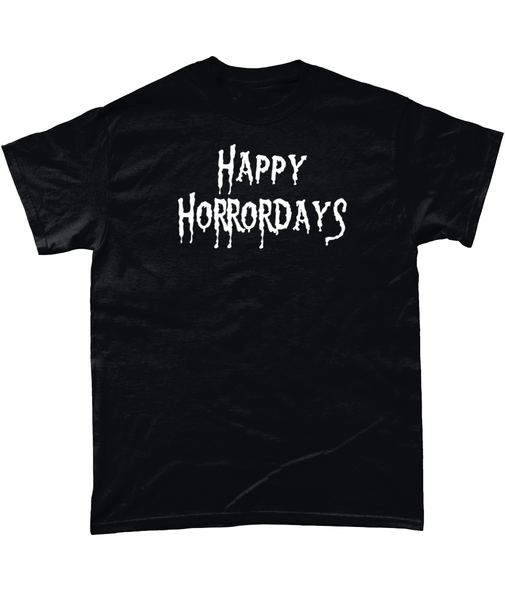 Happy Horrordays T-Shirt