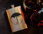 Umbrella Academy 8oz Hip Flask, Drinking Flask