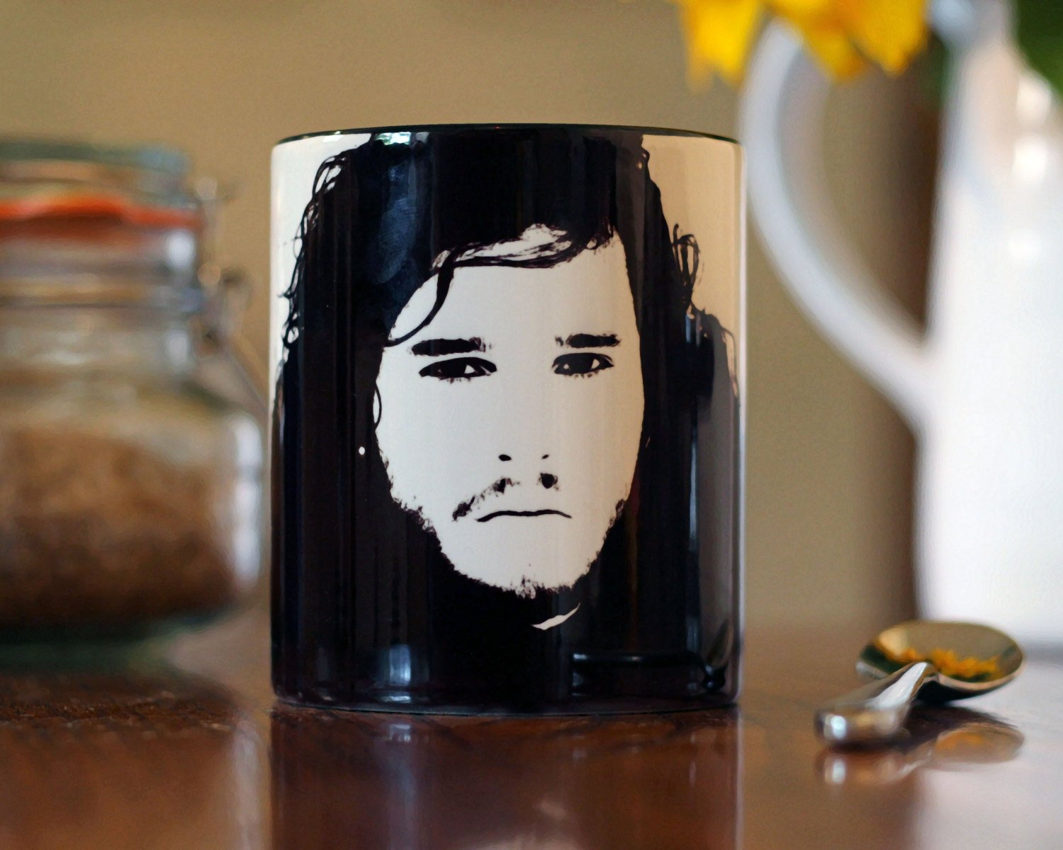 Tyrion Lannister - Peter Dinklage - Game Of Thrones - Hand Printed  Cup