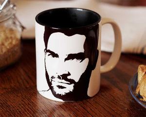 Tyler Hoechlin - Teen Wolf - Supergirl - Superman - Hand Crafted Cup
