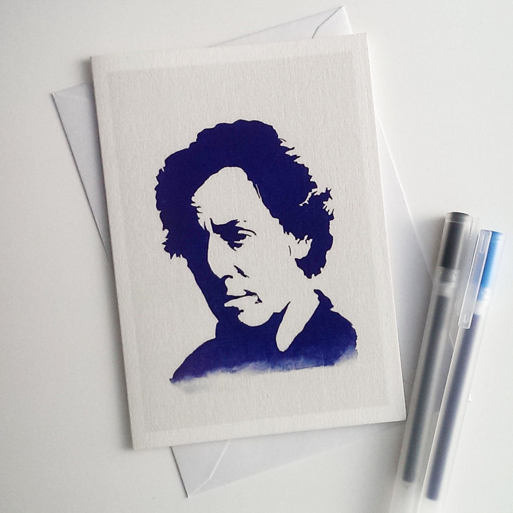 Bruce Springsteen, The Boss, Greetings Card - ByCandlelight27