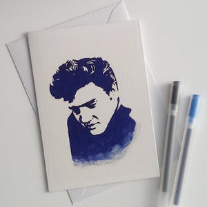Elvis Presley, The King Card - ByCandlelight27