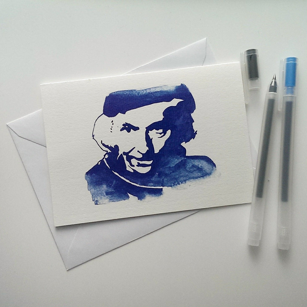 William Hartnell, Doctor Who, 1st Doctor, The Sporting Life, Carry on, Greetings Card