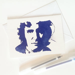 Paul McGann, Queen of the Dammed, Alien 3,  Dr Who Card - ByCandlelight27