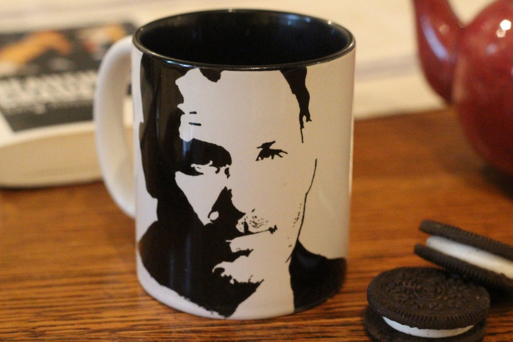 Ty Olsson, Benny, Supernatural, Borealis, Arrow, Hand Printed Cup
