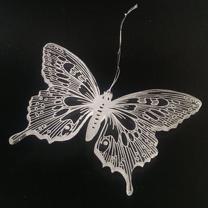 Swallowtail Butterfly - Ornament - Hanging Decoration - Limited Edition - ByCandlelight27