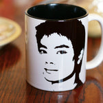 Osric Chau, Supernatural, 2012, The 100, Kevin Tran, Hand Painted Cup - ByCandlelight27