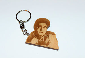 Limited Edition - Egon Spengler, Harold Ramis - Ghostbusters - Engraved Brooch - ByCandlelight27