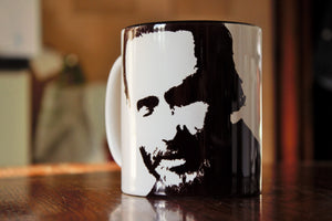 Andrew Lincoln Hand Printed cup - ByCandlelight27