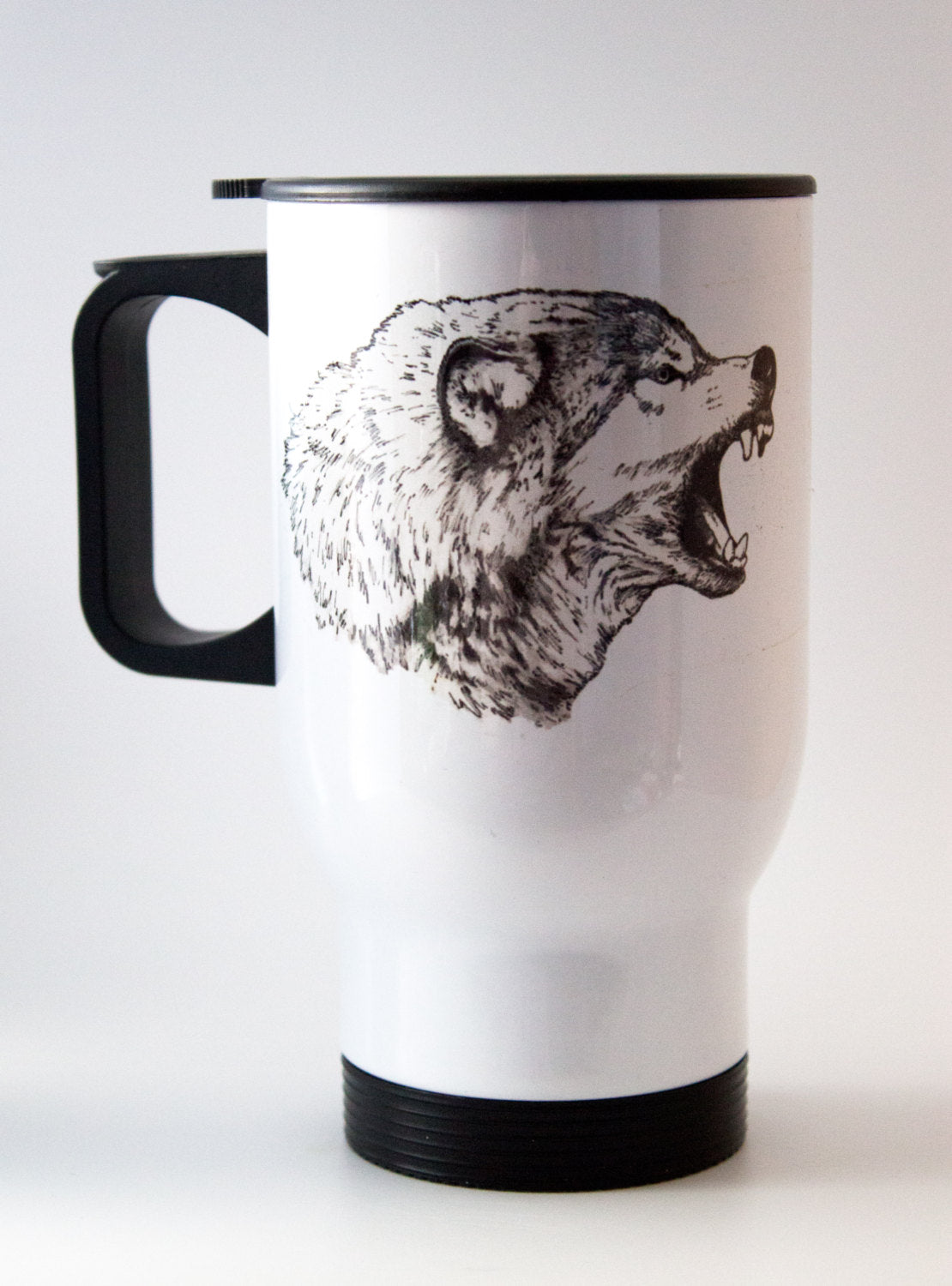 Game Of Thrones, Coffee is Coming, House of Stark, quote, Cup - ByCandlelight27